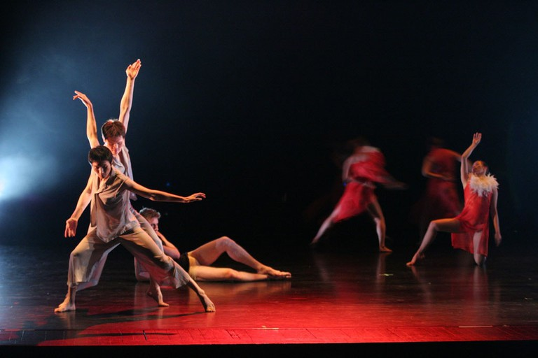 Singapore Odyssey Dance Theatre Performance