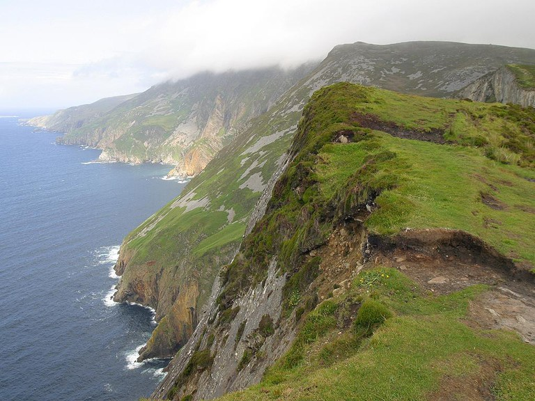 Cliffs of Slieve League, County Donegal