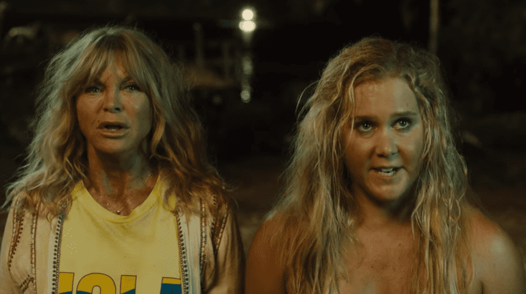 Goldie Hawn and Amy Schumer @ 20th Century Fox