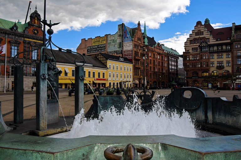 Stortorget is at your feet