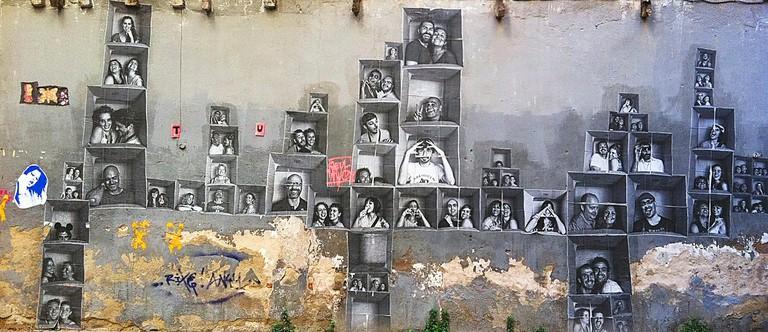 Street art in Barcelona CC0 Pixabay