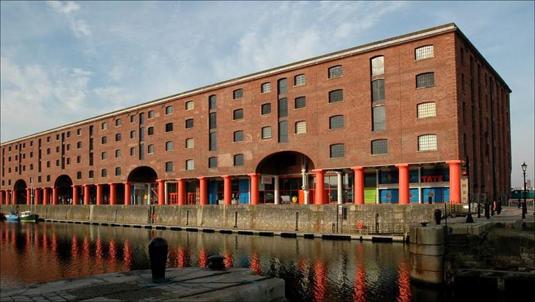 Tate Liverpool, Albert Dock