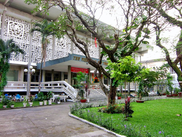 HCMC's General Sciences Library