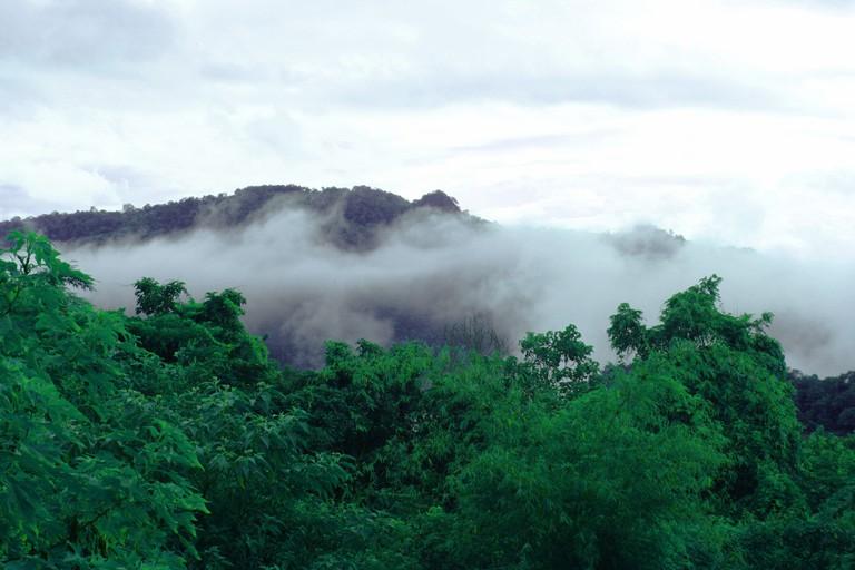 Black Lahu Highlands, Thailand