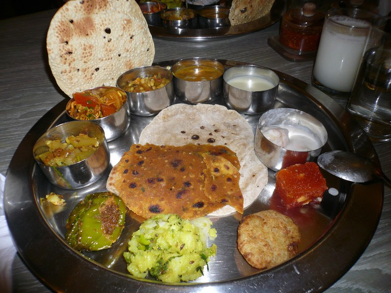 Thali in Goa