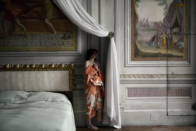 Anja Niemi, The Bedroom, 2017
