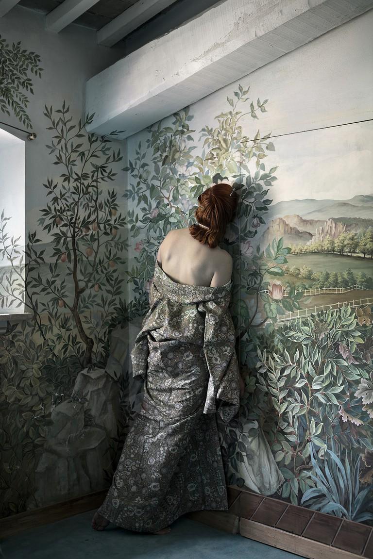 Anja Niemi, The Flower Room, 2017