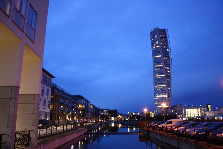 Malmö neighbourhoods