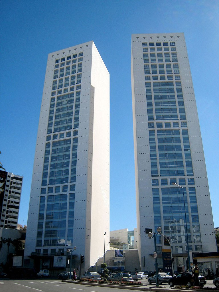 Casablanca Twin Centre
