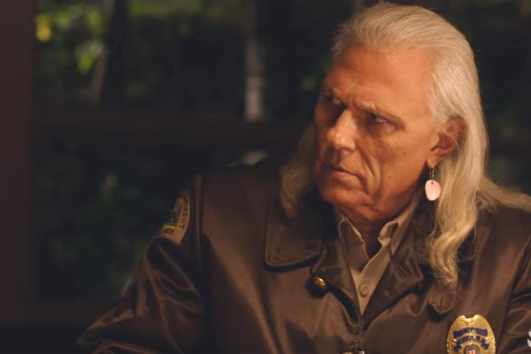 Hawk (Michael Horse)