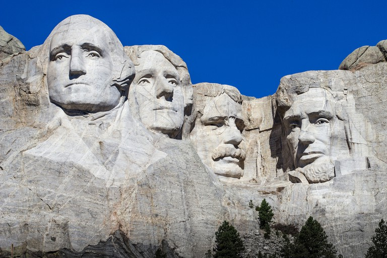 Mount Rushmore / (c) Christian Collins / Flickr