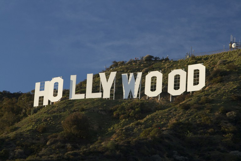 Hollywood sign | © Gnaphron / Flickr