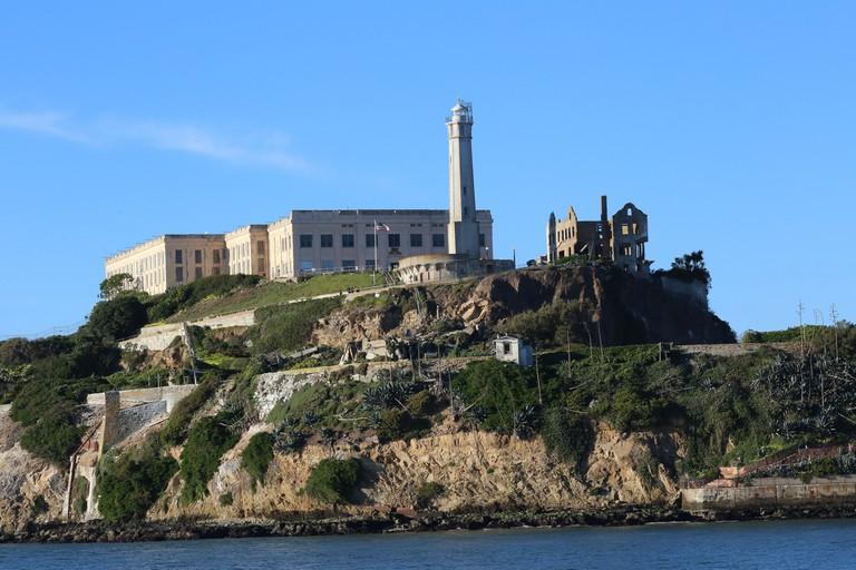 Alcatraz Island / (c) Raphael Vinot / Flickr