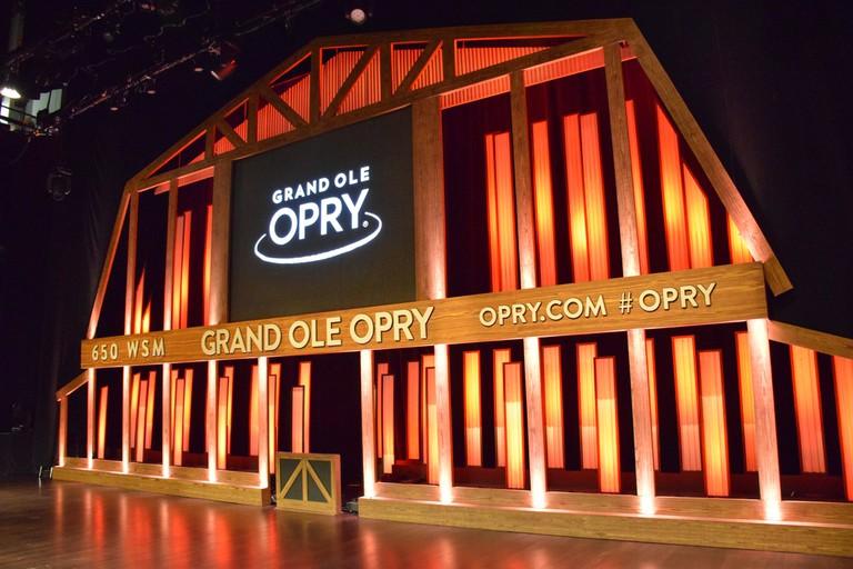 Grand Ole Opry / (c) Todd Van Hoosear / Flickr