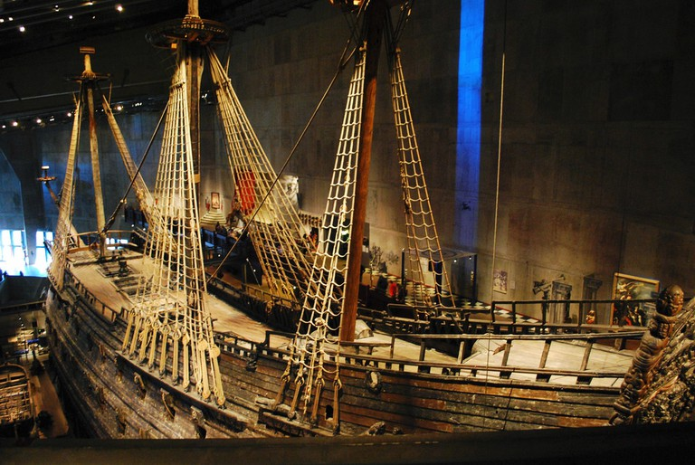 The Vasa Museum is one of the most popular in Sweden
