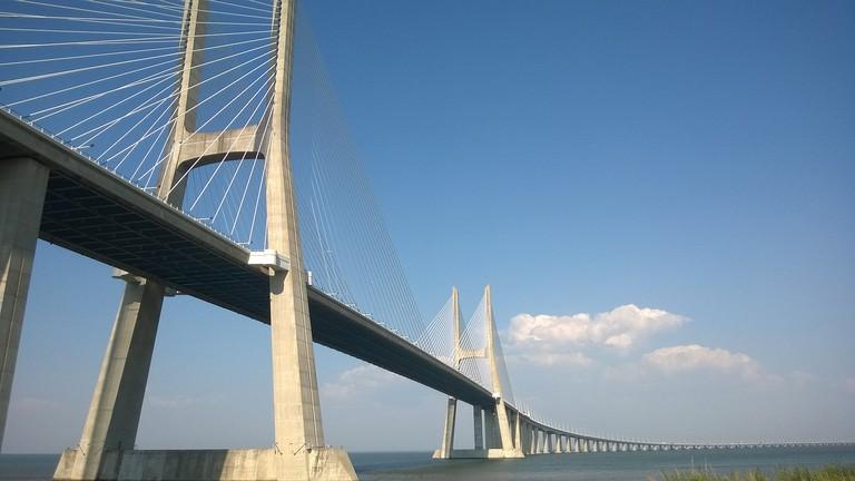 The Vasco da Gama Bridge