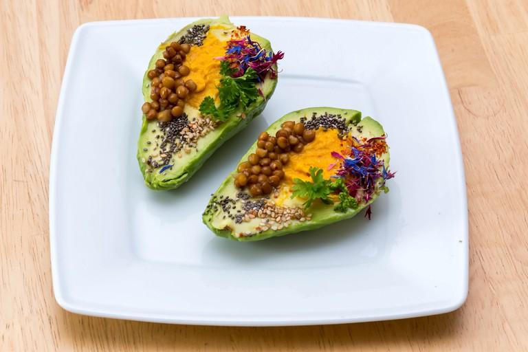 Vegans love their avocados