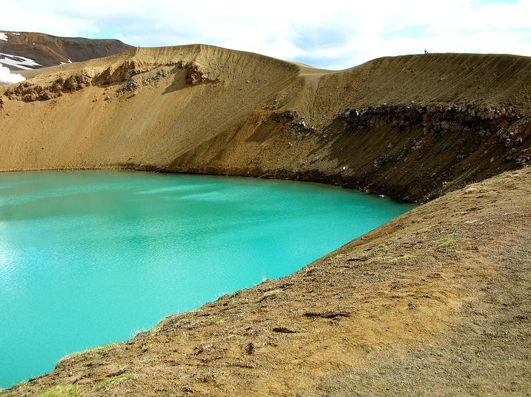 Víti volcano | © SaraYeomans/Flickr