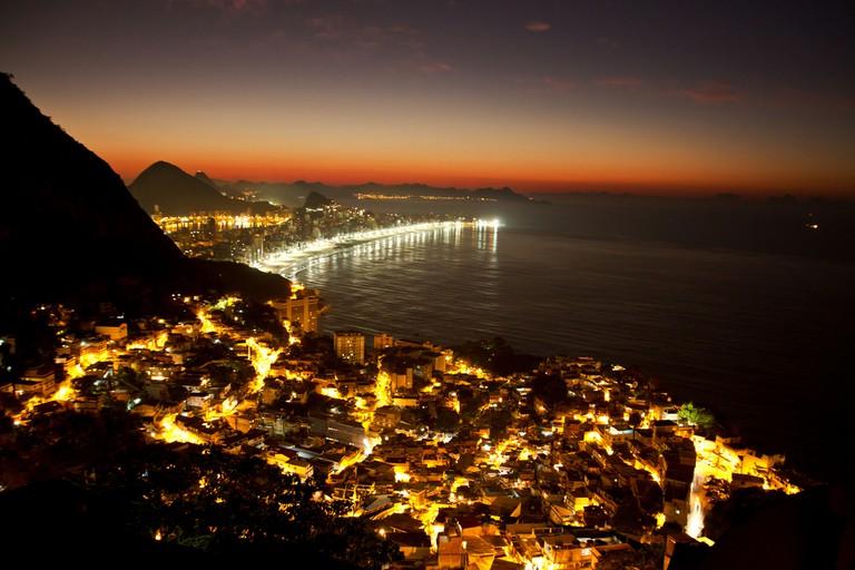 Rio's coastline |©Edmir Silvestre/Flickr