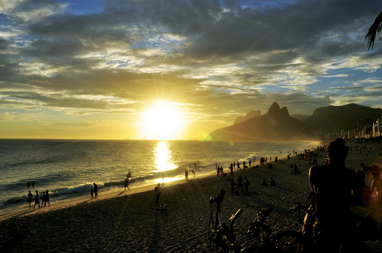 Sunset at Ipanema |©Alexandre Macieira|Riotur.Visit.Rio/Flickr