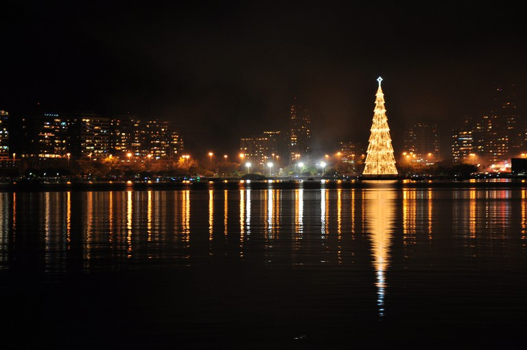 Christmas in Rio de Janeiro |©Alexandre Macieira|Riotur.Visit.Rio/Flickr