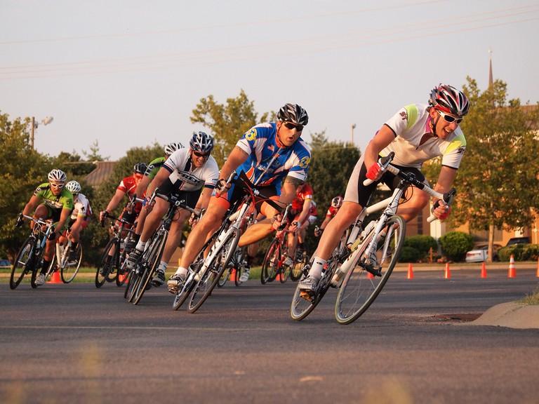 Nashville cyclists