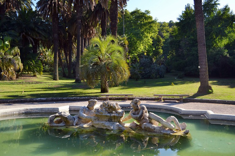 6 Beautiful Parks And Gardens In Rome