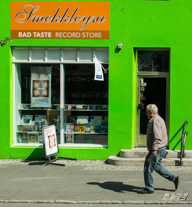 Bad Taste Record Store | © Vin Crosbie/Flickr