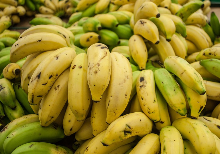 Bananas |© The Photographer/WikiCommons