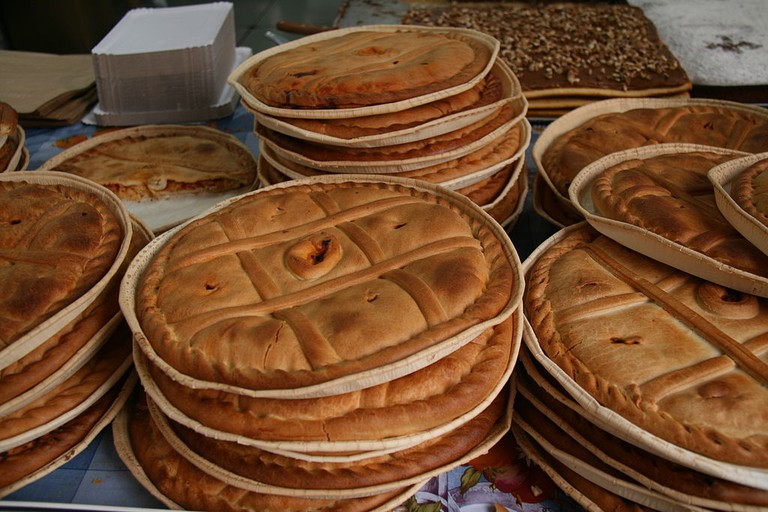 Empanadas Gallegas | ©Tamorlan / Wikimedia Commons
