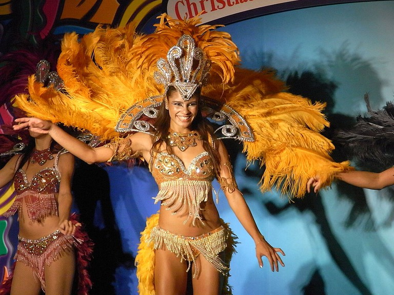 Samba dancer |©PlidaoUrbenia/WikiCommons