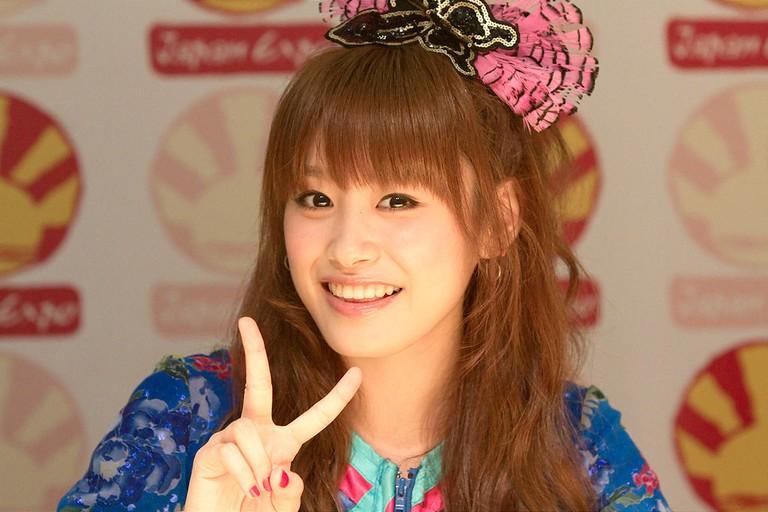 Member of legendary idol group Morning Musume