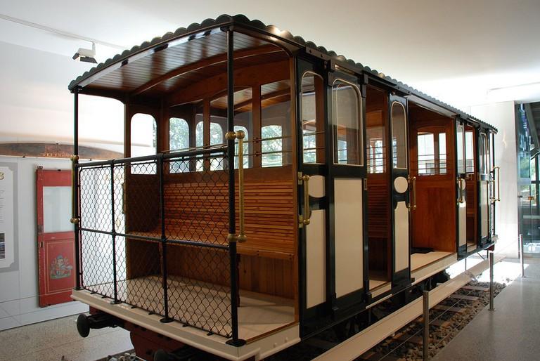 The Original Kelburn Cable Car