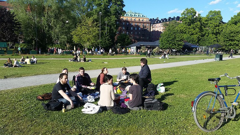 Stockholm in your 20s