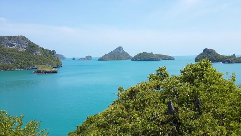 Angthong National Marine Park (The Golden Bowl) Courtesy of Nayaab Shaikh/Flickr