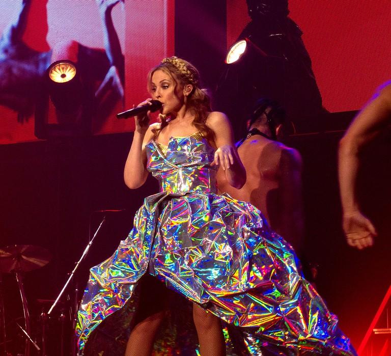 Kylie Minogue 2011