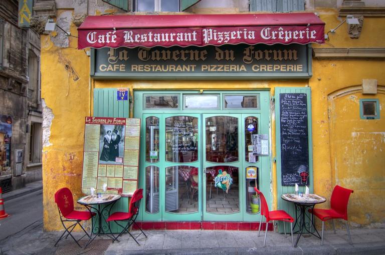 Cafe Restaurant Pizzeria Creperie