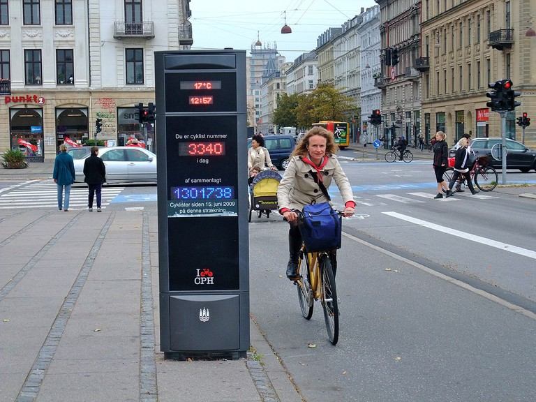 Cycle counter