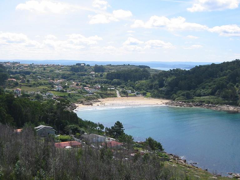 Praia de Chanteiro, Galicia | ©Véxase embaixo / Wikimedia Commons