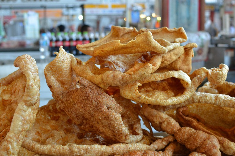 Don't smuggle pork products like chicharrón out of Mexico