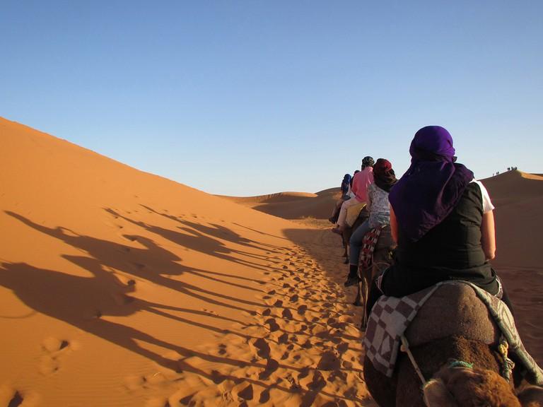 Adventure Travel Iran Morocco