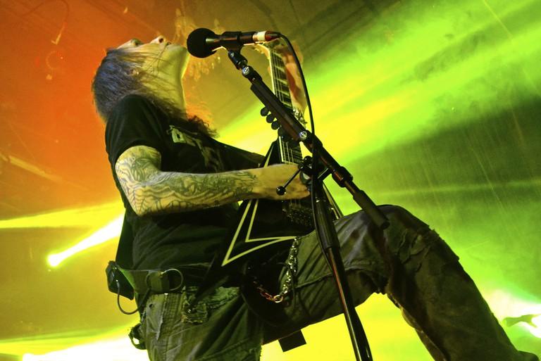 Children of Bodom guitarist Janne Wirman