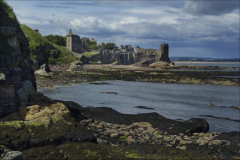 St Andrews Castle | © dun_deagh/Flickr