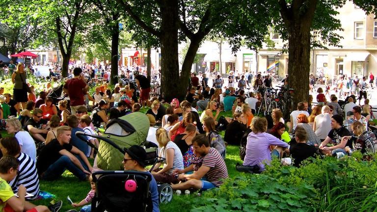 The 2014 Kallio Block Party / /kallu / Flickr