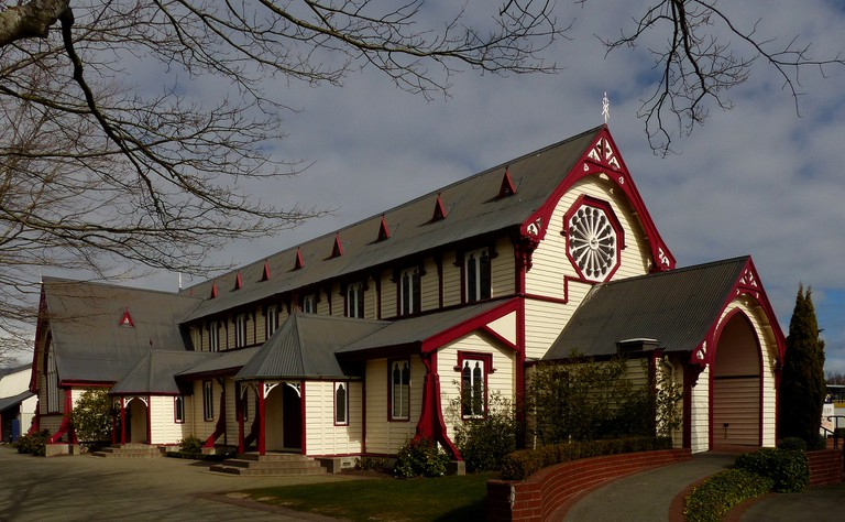St Andrew's Chapel at Rangi Ruru Girls' School in Merivale