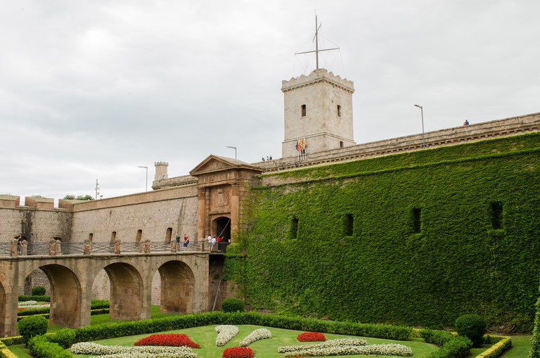 Montjuïc is now a popular tourist attraction © Ashwin Chandrasekaran