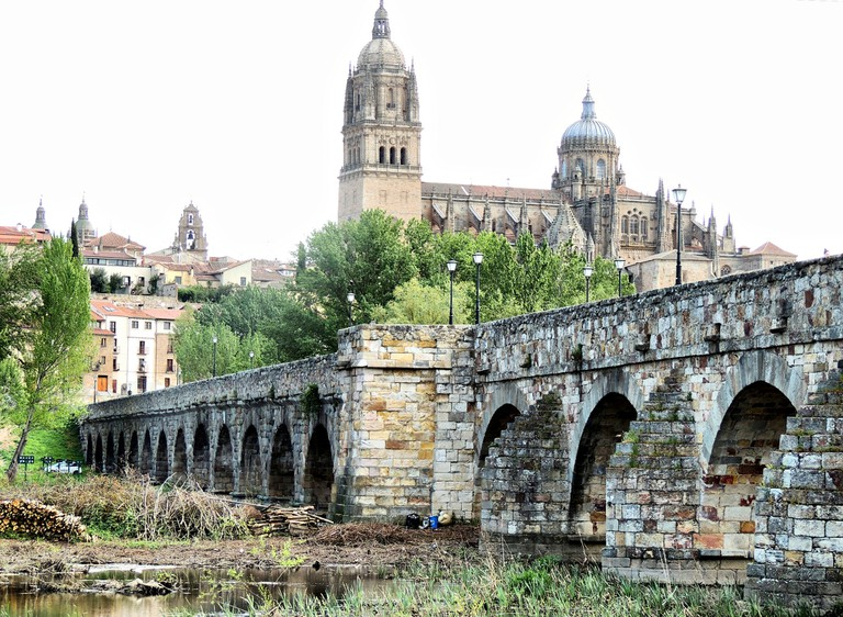 Salamanca's historic centre