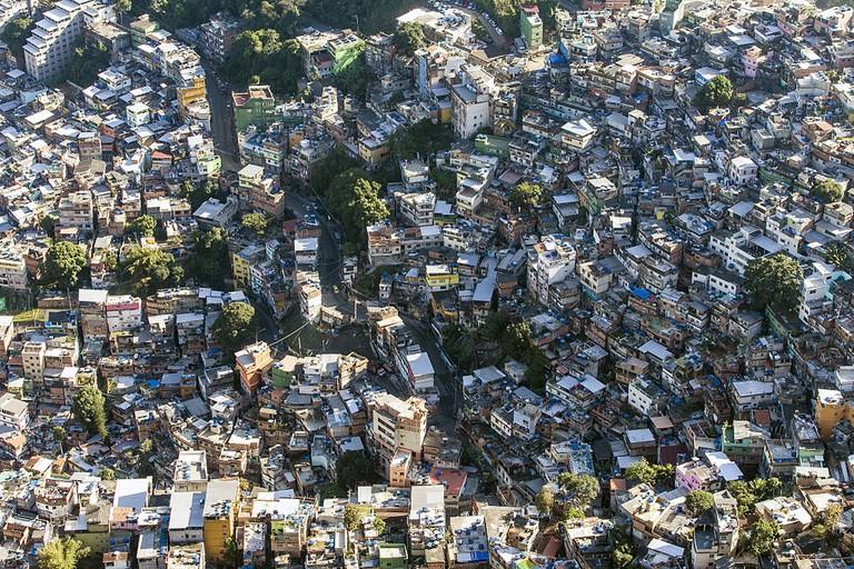 Rocinha |©Chensiyuan/WikiCommons