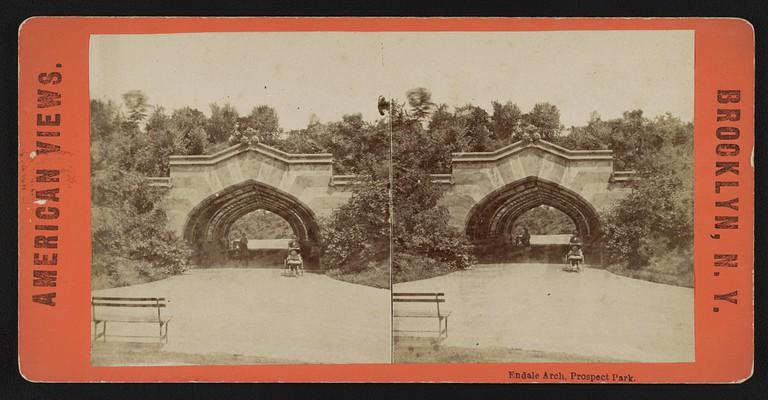 Endale Arch, Prospect Park