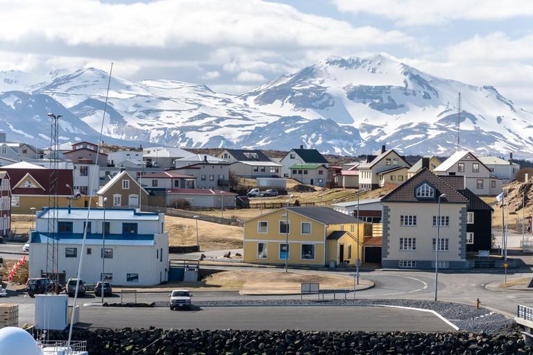Stykkisholmur, Iceland